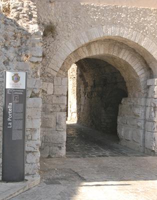 11. La Portella