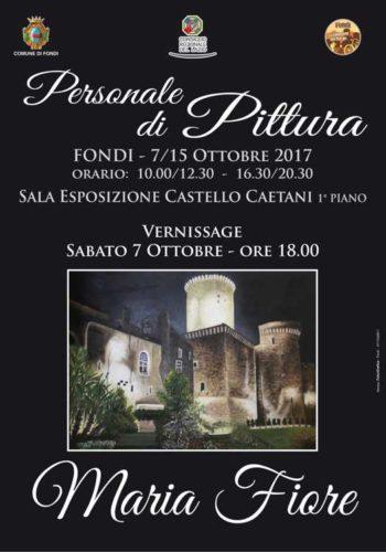 Personale-di-Pittura-Maria-Fiore-2017