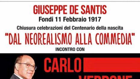Dal Neorealismo alla Commedia Carlo Verdone-2